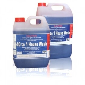 40 to 1 House Wash - 20 Litres