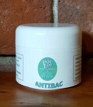 Antibac cream daily hand /body cream with Bacterial protection