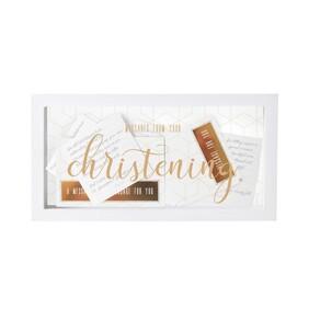 Message Box - Christening