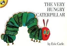The Very Hungry Caterpillar / Board Book