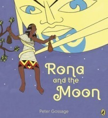 Peter Gossage Maori Legends / Rona and the Moon