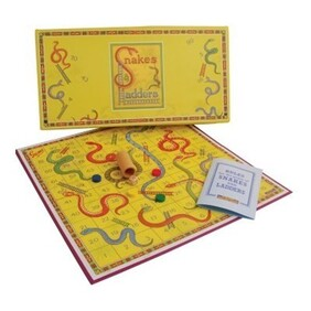 Retro Games - Snakes & Ladders