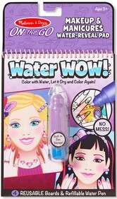 Water Wow - Makeup & Manicures