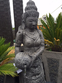 Buddha (standing) Water Feature 50cm x 155cm