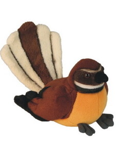 Sounds of New Zealand - Soft Toys - Fantail