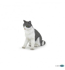 Papo Collection - Cat Sitting Down