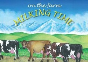 On the Farm Milking Time by Lee Lamb