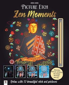 Picture Etching - Zen Moments