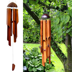 Wind Chime - Bamboo 100cm