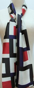 Scarf - Bold Abstract