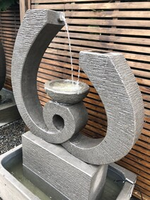 Inner Circles Water Feature