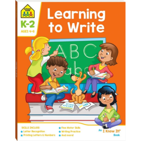 School Zone - Learning to Write (NC)