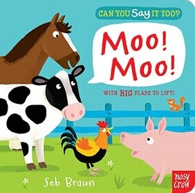 Can You Say It Too?  Moo