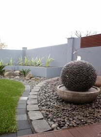 Stone Ball Water Feature 60cm x 60cm