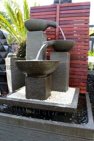 Cascading Heights Water Feature 90cm x 125cm
