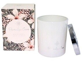Paradise Cove Fragrant Candles - Wild Blueberry & Lily of the Valley