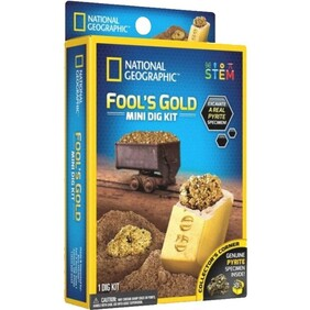 National Geographic Dig Kit - Fools Gold