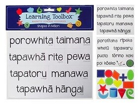 Learning Toolbox Magnets / Shapes
