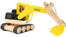 Pintoy - Wooden Digger
