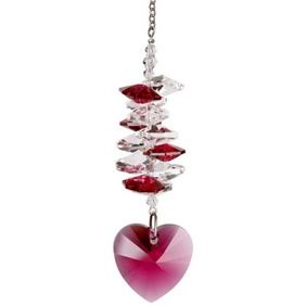 Crystal Heart Cascade Passion