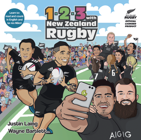 1-2-3 with New Zealand Rugby