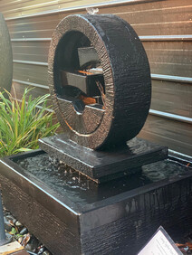 Flow of Life Water Feature (dark colour)