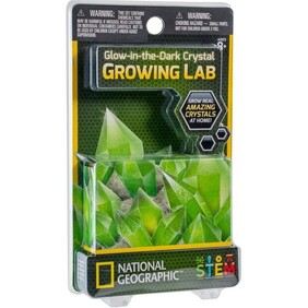 Growing Lab - Glow in the Dark Crystals