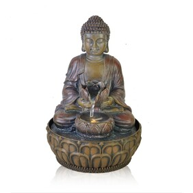 Water Fountain Tranquil Buddha (indoors)