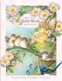 Baby Book My First Five Years