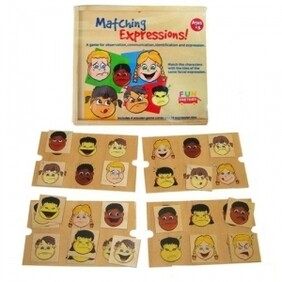 Matching Expressions - Fun Factory