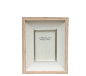 Photo Frame - Wooden Woven