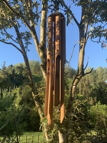 Wind Chime - Bamboo 200cm