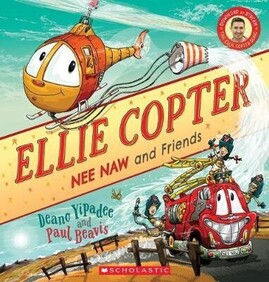 Ellie Copter Nee Naw and Friends