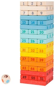 Classic World - Colourful Tower Game
