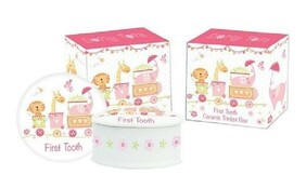 Dotty Tots - First Tooth & First Curl Trinket Box Set