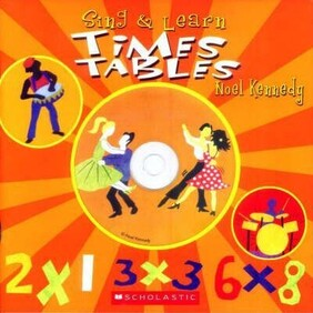 Sing & Learn Times Tables (Book & CD)