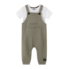 Cracked Soda - Lucas Overall Set (available in 6 sizes)