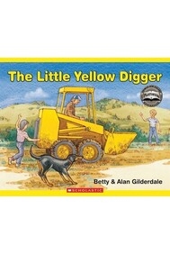 The Little Yellow Digger - Hardcover