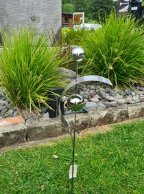 Stainless Steel Garden Stake - Question