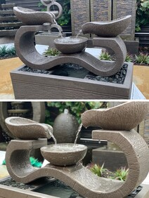 Natures Wellness Water Feature 100cm x 80cm