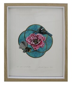 Angie Dennis - Framed Print - It's All About Bee