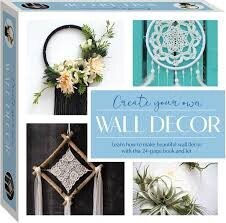 Create your own Wall Decor