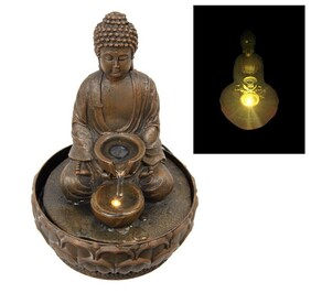 Water Fountain - Tranquil Buddha (indoor)