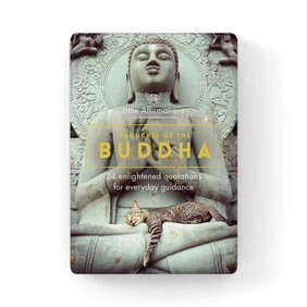 Affirmation Boxed Cards / Thoughts of the Buddha