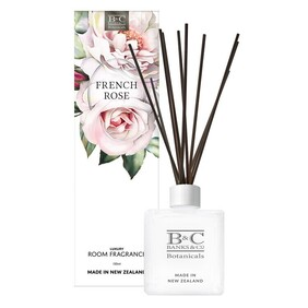Banks & Co / French Rose Room Diffuser 150ml