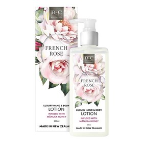 Banks & Co / French Rose Hand & Body Lotion