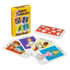 Card Game - Happy Families