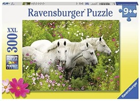 Ravensburger Puzzle - Horses in the Field 300pc