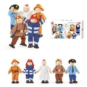 Pintoy - Role Play Dolls