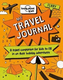 Lonely Plant Kids - My Travel Journal